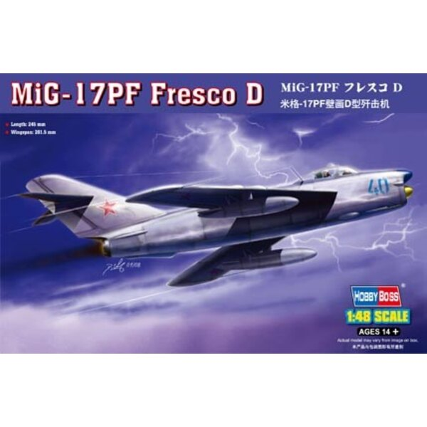 Mikoyan MiG-17PF Fresco D