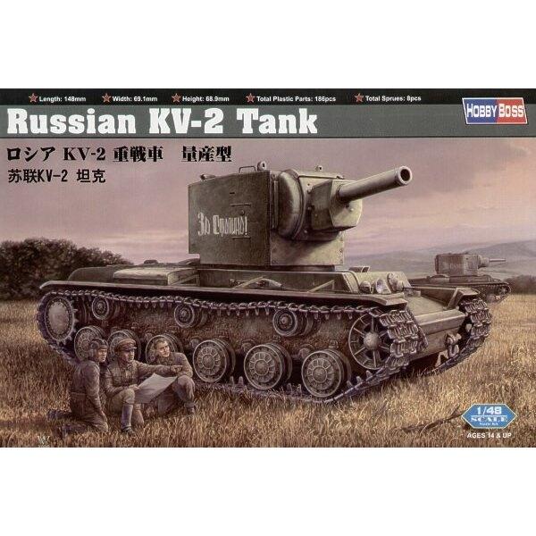 KV-2 russe