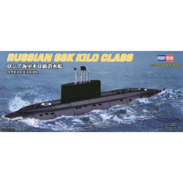 Sous-marin russe de classe Kilo
