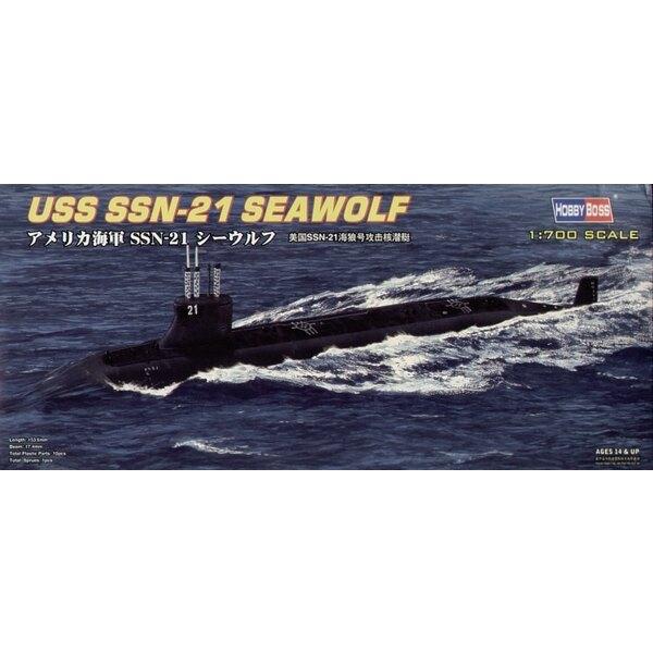 USS Seawolf SSN-21 (sous-marin)
