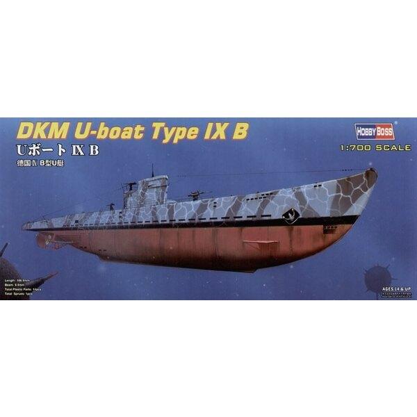 DKM U-Boat Type 9B (submarines)