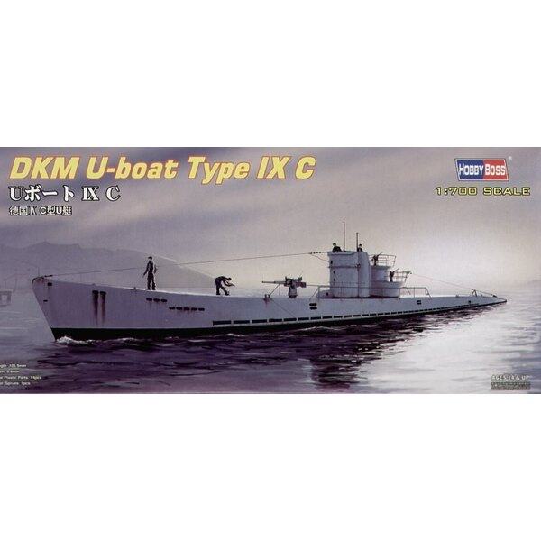DKM U-Boat Type IXc (submarines)