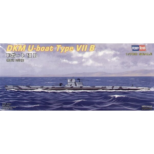 DKM U-Boat Type VIIB (submarines)