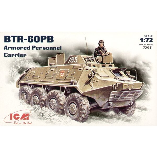 BTR-60PB Armoured Personnel Carrier