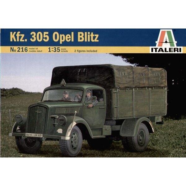 Opel Blitz 3 ton Truck