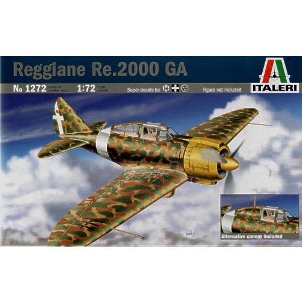 Reggianne RE.2000
