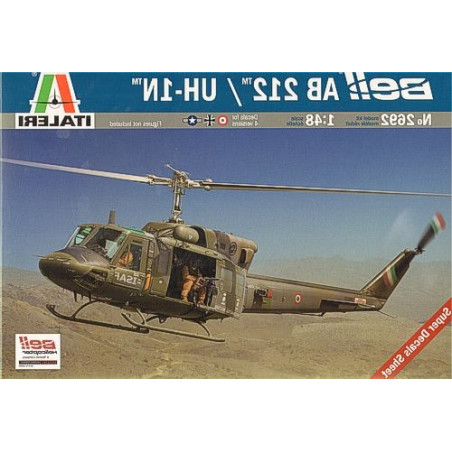 Bell AB212/Bell UH-1N