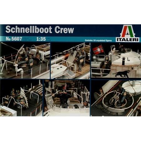 Équipage de S-100 Schnellboot