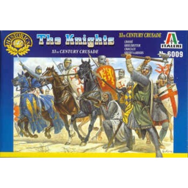 The Knights XIth Century Crusaders