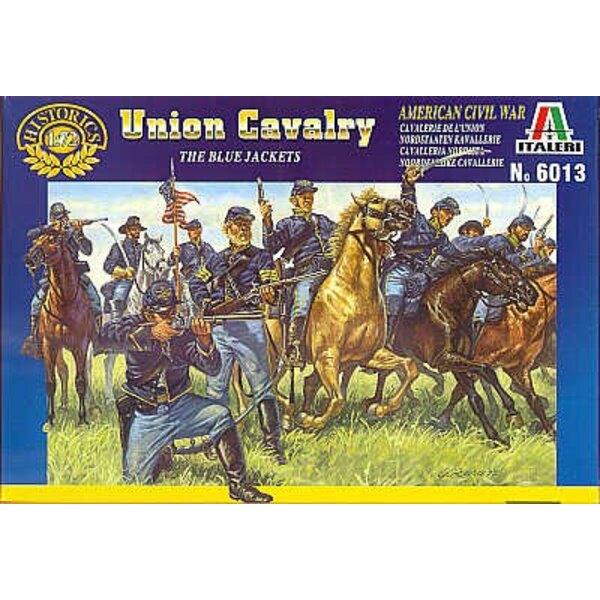 Unión de caballería en 1863