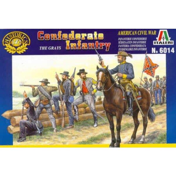 Infanterie Confédérée