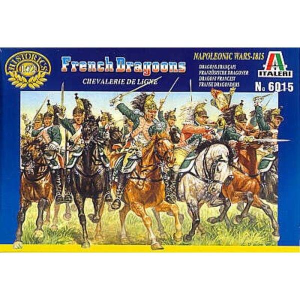 Dragons français 1815