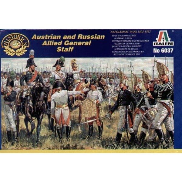 Les guerres napoléoniennes : Etat-major allié