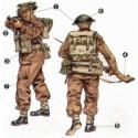 Infanterie britannique de la 2ème GM