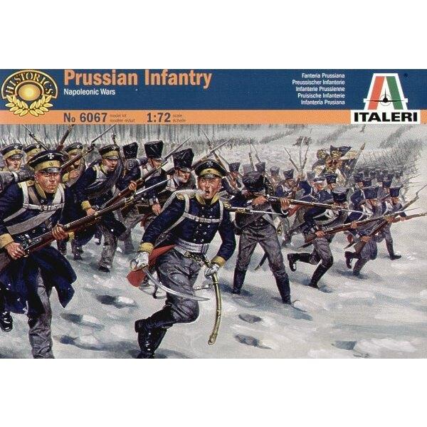 Infanterie prussienne des guerres napoléoniennes