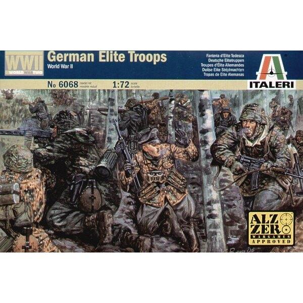 Troupes d'élite allemandes de la 2ème GM