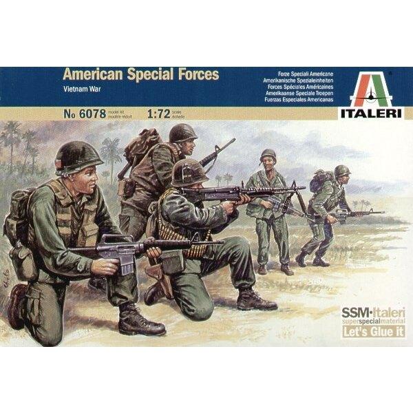 La guerra de Vietnam - Fuerzas Especiales de EE.UU.
