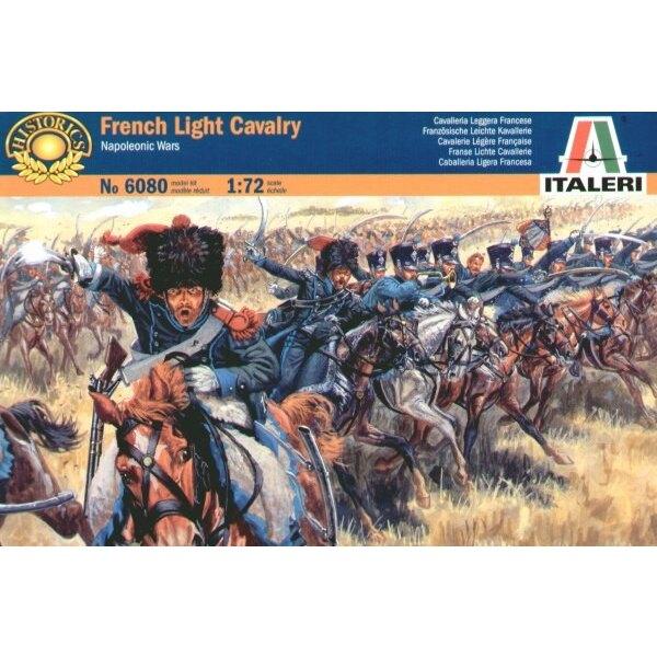 Cavalerie légère française des guerres napoléoniennes