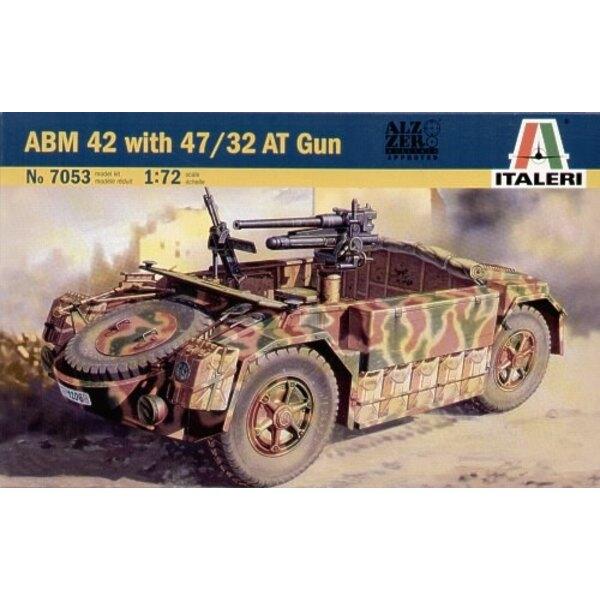 ABM 42 with 47/32 AT gun
