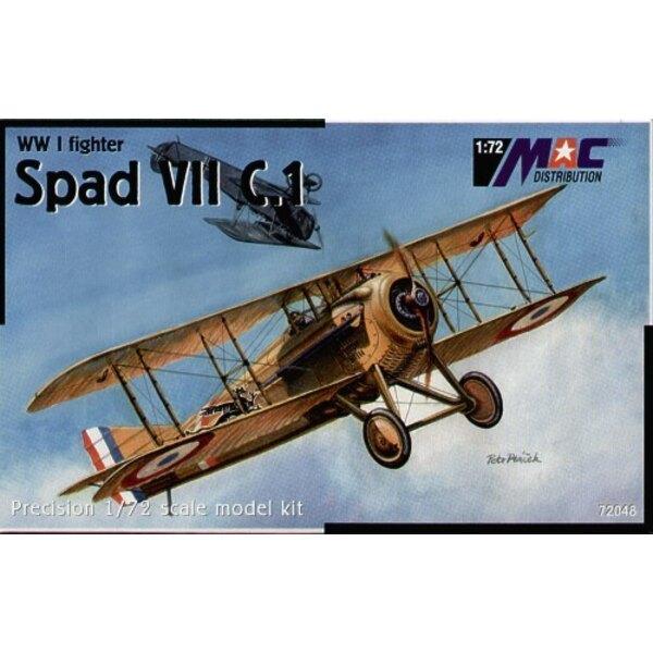 Spad VII C.1. France/Italie