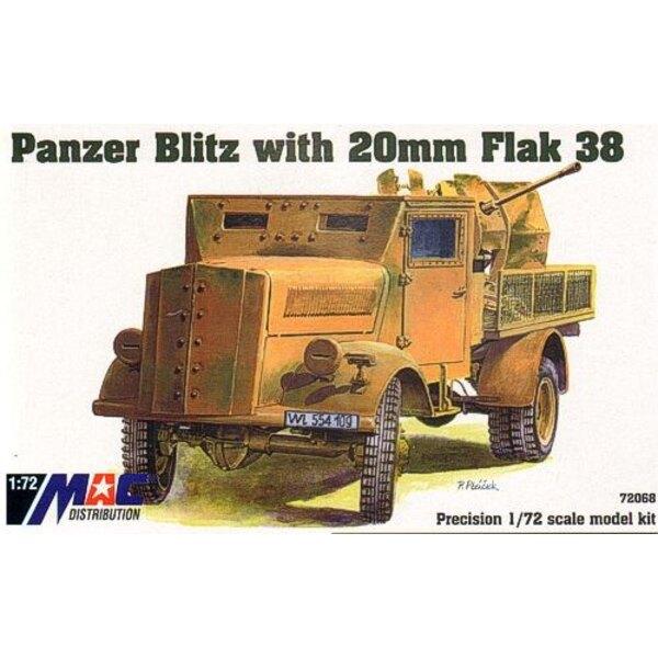 Opel Blitz 3t avec Flak 38