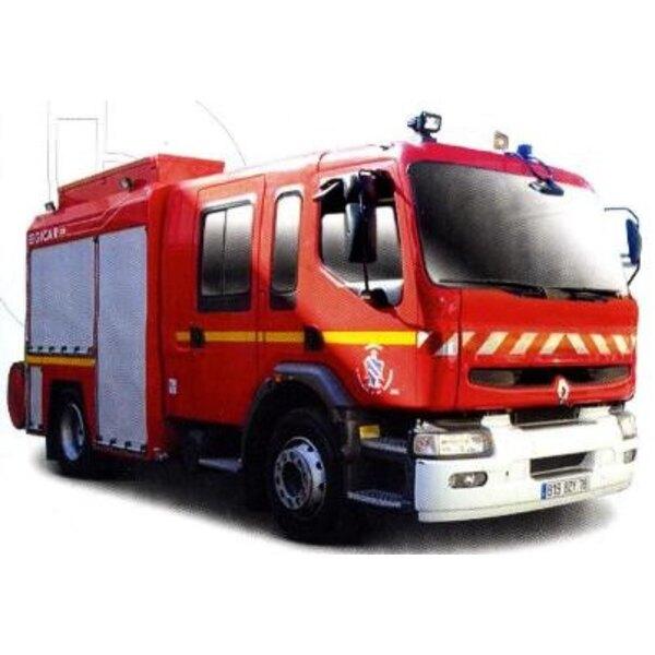 Renault premium pompier 1/50