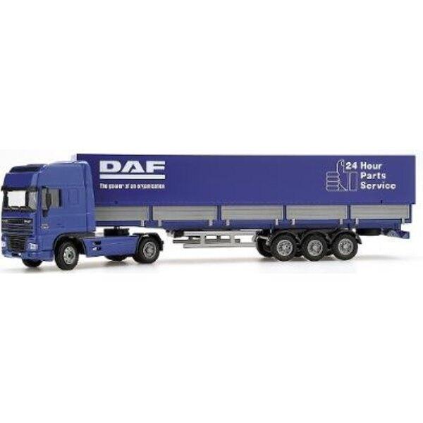 DAF 95XF + cabine haute bache 1/50