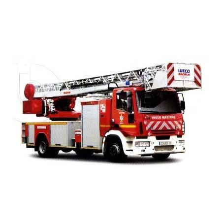 Iveco magirus pompier 1/50