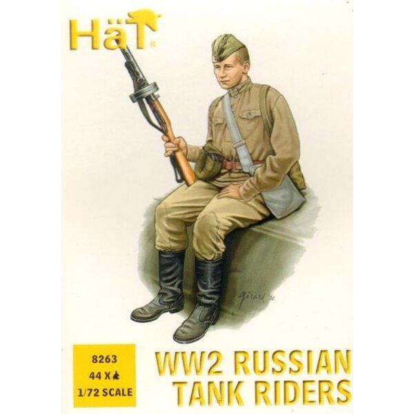 Infanterie portée Russe (2ème GM)