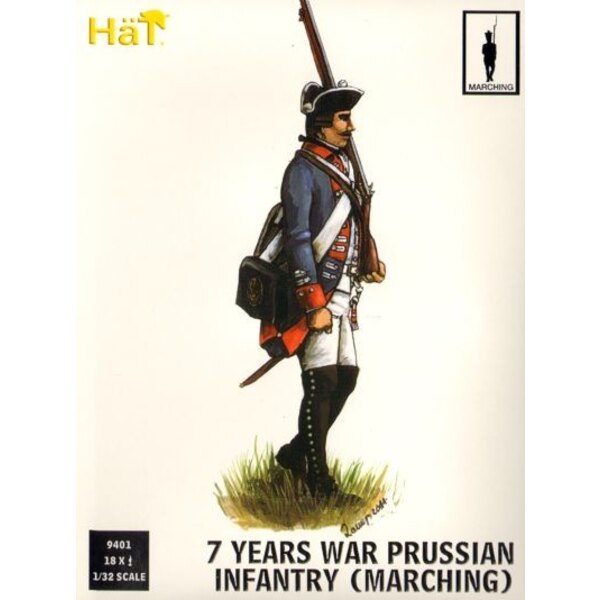 Prussians Marching (Seven Years War)