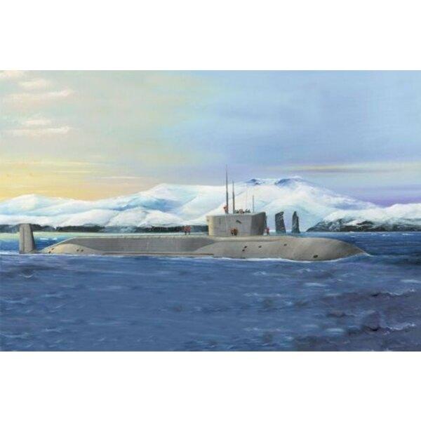Sous marin russe projet 955 Borei-Iouri Dolgorouki