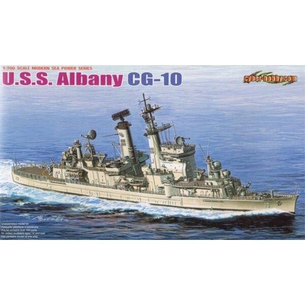 U.S.S Albany CG-10