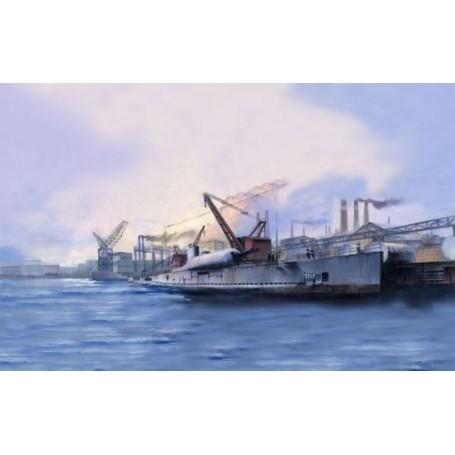 Surcouf : sous-marin français