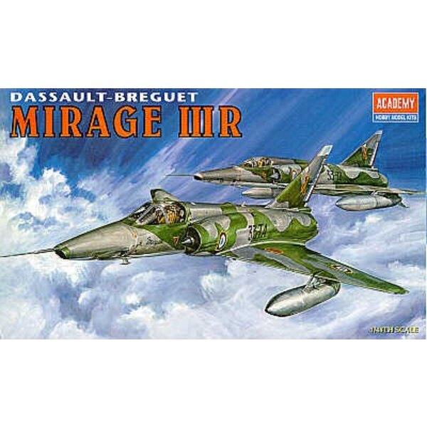 Dassault Mirage IIIR