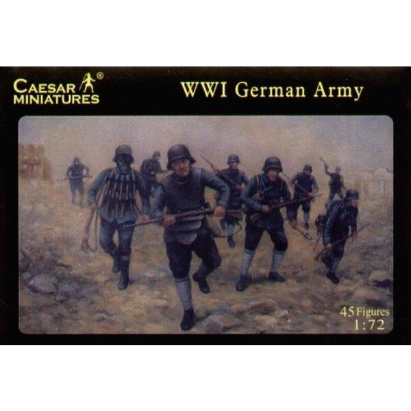 Armée allemande de la 1ère GM