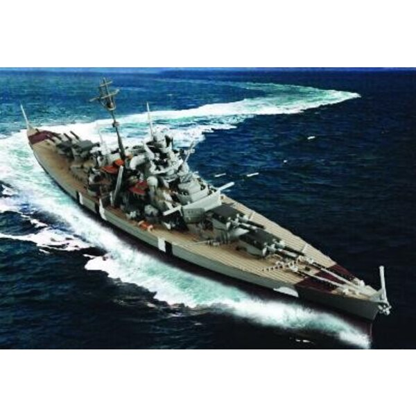 Bismarck Norway 1941 1:1000
