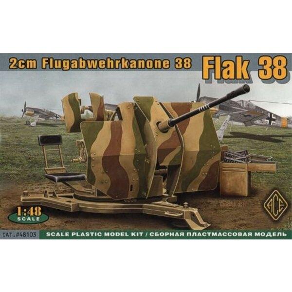 Flugabwehrkanone 38 (Flak 38 2cm)