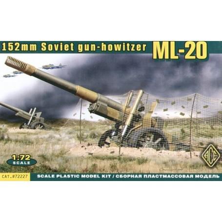 Ré-édition! ML-20 Obusier soviétique WWII