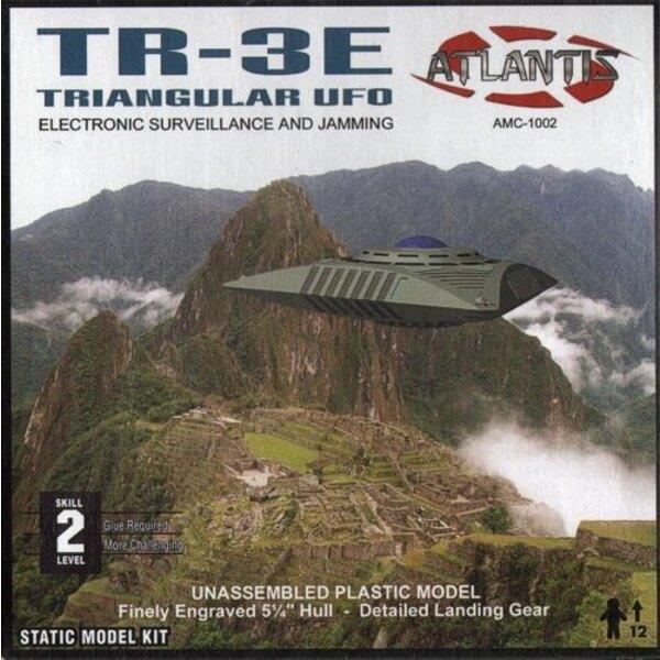 TR-3E Triangular UFO