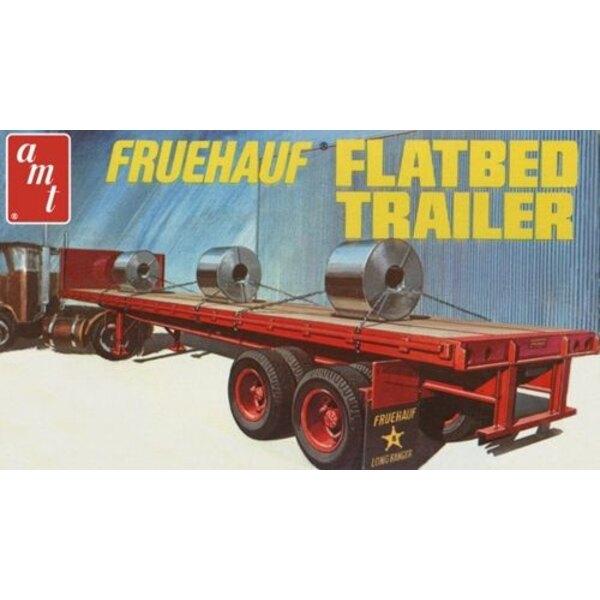 Fruehauf Flatbed Trailer