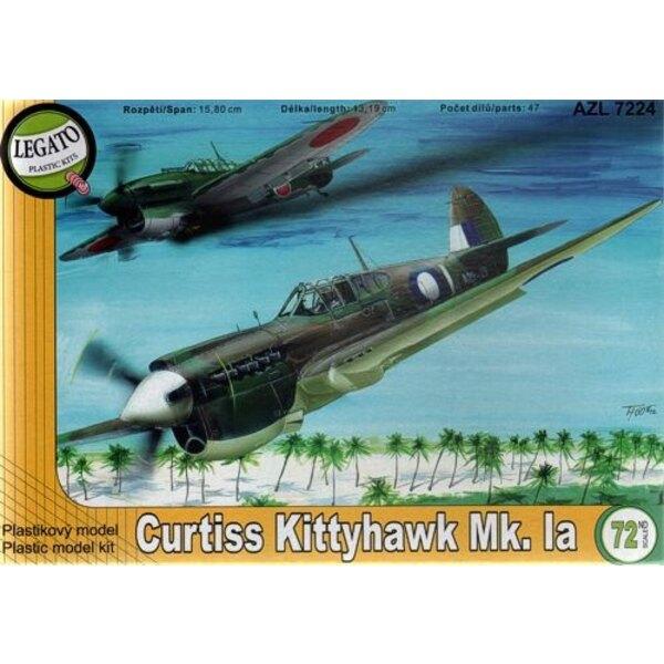 Curtiss Kittyhawk Mk.IA, RCAF, RNZAF