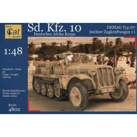 Sd.Kfz. 10 Demag DAK (Half track allemand)