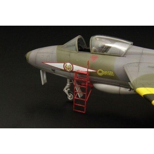 Echelle pour Hawker Hunter et Harrier