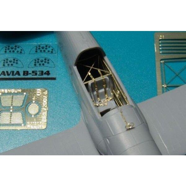 Avia B-534 IV.serie (conçu pour les maquettes RS Models)