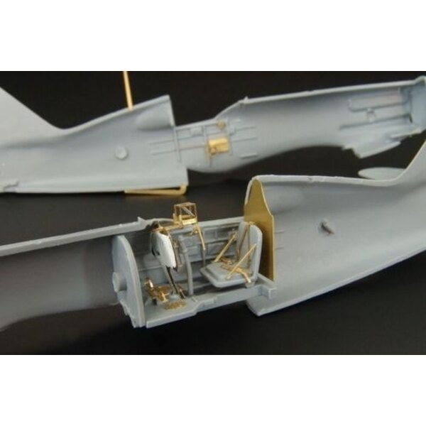 Dewoitine D.520 (conçu pour les maquettes RS Models)