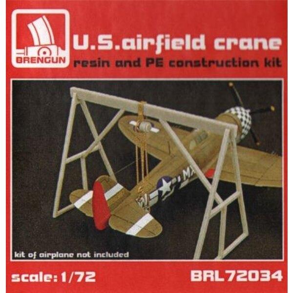 U.S. Airfield gantry crane