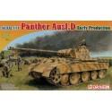pz.kpfw.v panther d production tardive sd.kfz 171