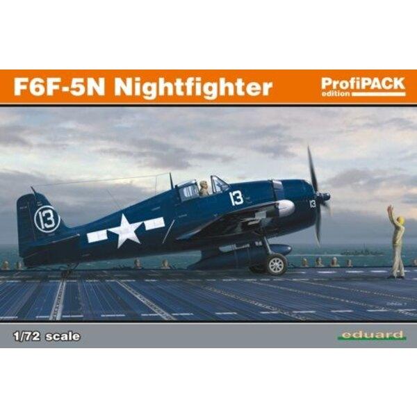 Grumman F6F-3/F6F-5N Hellcat Nightfighter