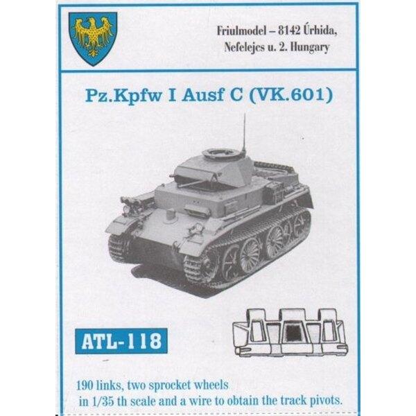 Pz.Kpfw.bI Ausf.C (VK.601)