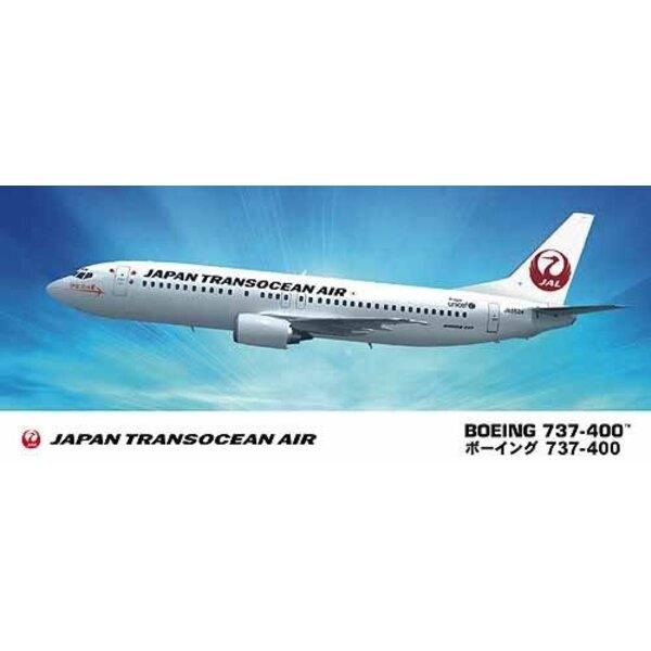 Japan Transocean Air B737-400 (nouveau marquage)